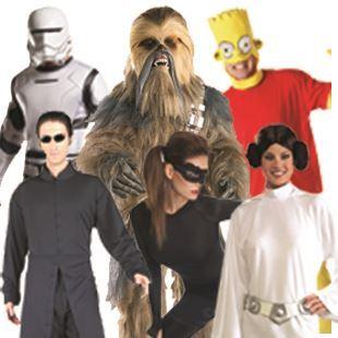 Slika za kategoriju Licencirani kostimi