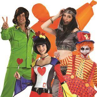 Slika za kategoriju Klasični karnevalski kostimi