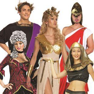Slika za kategoriju Povijesni kostimi