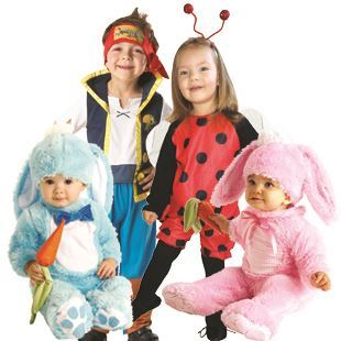 Picture for category Baby costumes