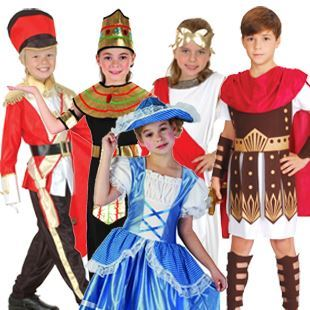 Picture for category History costumes