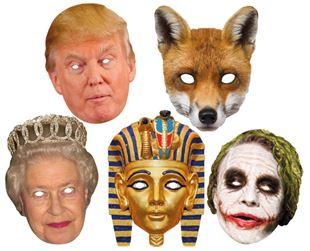 Slika za kategoriju Maske od papira