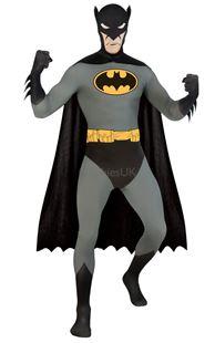 Picture of BATMAN 2N SKIN SUIT