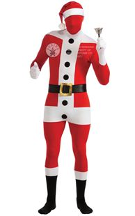 Picture of SANTA CLAUS 2ND SKIN SUIT