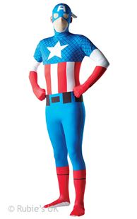 Picture of CAPTAIN AMERICA 2ND SKIN