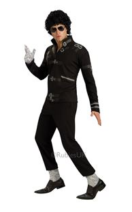 Picture of MICHAEL JACKSON BLACK BUCKLE JACKET