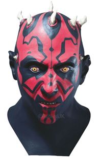 Picture of LATEX DARTH MAUL