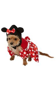 Picture of MINNIE MOUSE PET DRESS