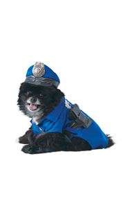 Picture of POLICE DOG