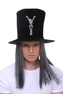 Picture of HIGH HAT WITH HAIR