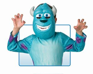 Picture of MONSTERS: SULLEY MASK