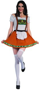 Picture of BAVARIAN GIRL COSTUME