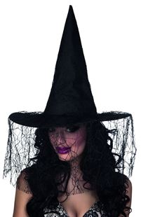 Picture of HAT WITCH SEDA BLACK