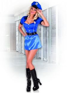 Picture of SEXY POLICEWOMAN