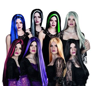 Picture of WIG ENCHANTED WITCH