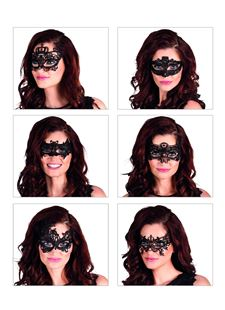 Picture of EYEMASK MASQUERADE