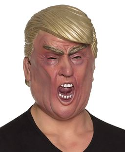 Picture of RUBBER MASK SUPER BOSS
