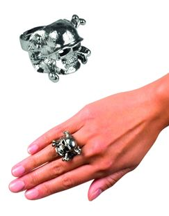 Picture of SKULL RING