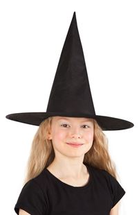 Picture of Hat Witch Ursula kids black