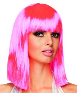 Picture of WIG DANCE PINK NEON