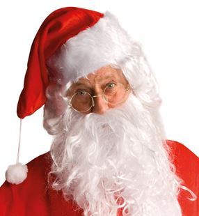 Picture of SANTA CLAUS GLASSES