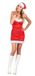 Picture of DRESS SANTA LADY