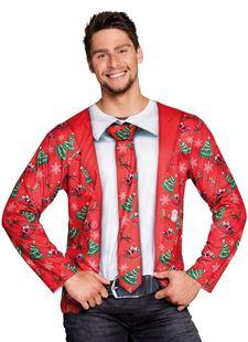 Slika od FOTOREALISTIČNA MAJICA Fancy Christmas