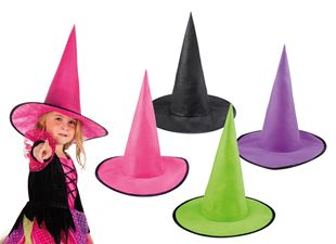 Picture of WITCH HAT  URSULA KIDS