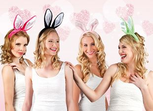 Picture of HOOP BUNNY EARS