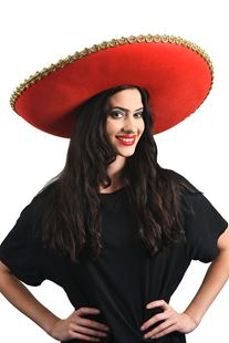 Picture of RED SOMBRERO