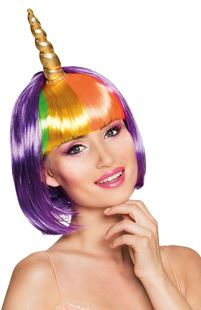 Picture of UNICORN WIG+HORN