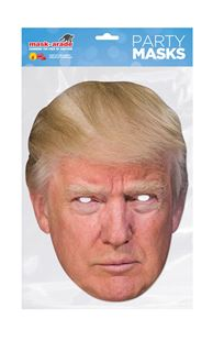 Picture of PRESIDENT DONALD TRUMP MASK