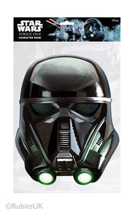 Slika od DEATH TROOPER CARD MASK