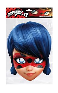 Picture of MIRACULOUS LADYBUG MASK
