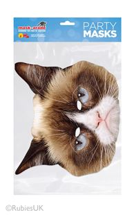Slika od GRUMPY CAT CARD MASK