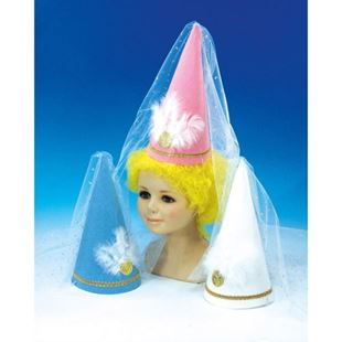 Picture of Children's Hat Castle PrincessAssorted