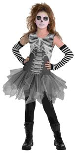 Picture of Children's Costume Black & Bone 8-10