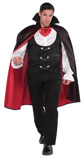 Picture of Men's Costume True Vampire Size XXL