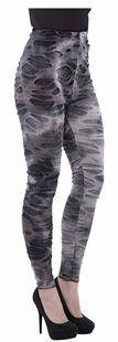 Picture of Footless Tights Zombie One Size