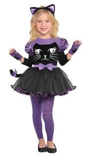 Picture of Children's Costume Miss Meow