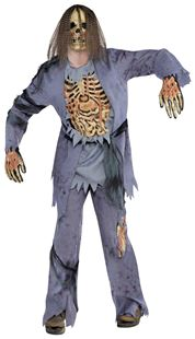 Picture of Men's Costume Zombie Corpse Size M/L