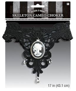 Slika od Ogrilca CHOKER  Black & Bone