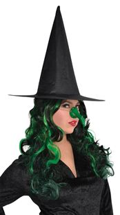 Picture of Witch Nose Green One Size