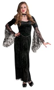 Picture of Children's Costume Gothic Temptress