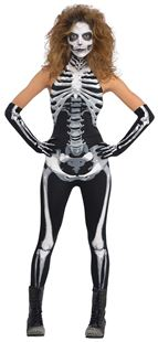 Picture of Ladies' Costume Bone-A-Fied Babe