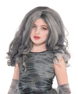 Picture of Children's Wig Corpse Girl